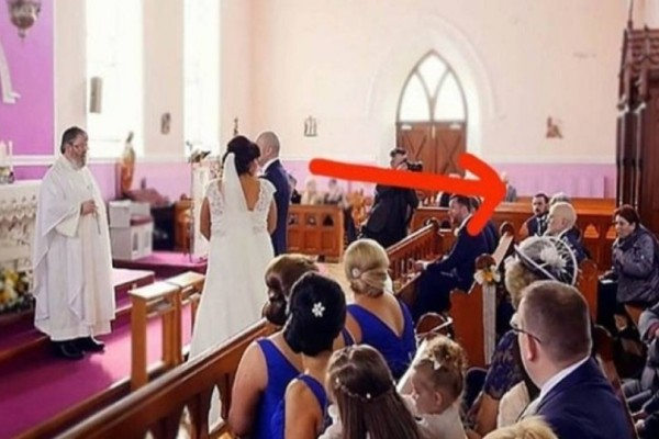 Ηταν έτοιμοι να παντρευτούν, όμως μια φωνή διέκοψε τον γάμο - Όταν η νύφη είδε ποιος ήταν της κόπηκαν τα γόνατα! (Video)