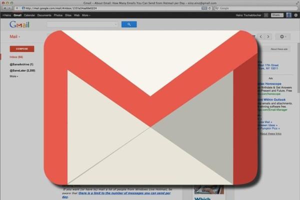 Τεράστια προσοχή: Κακόβουλο λογισμικό μέσω Gmail! Σε τι μορφή εμφανίζεται;