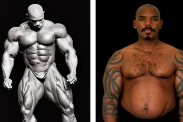 Όταν οι bodybuilders αρχίζουν να «ξεφουσκώνουν» Δείτε όσα κάνουν τα αναβολικά στο σώμα ενός ανθρώπου! (Photos)