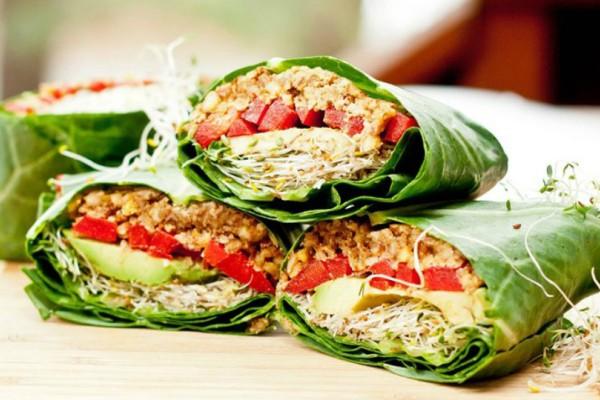 Θες να χάσεις κιλά; Γίνε χορτοφάγος «μερικής απασχόλησης»