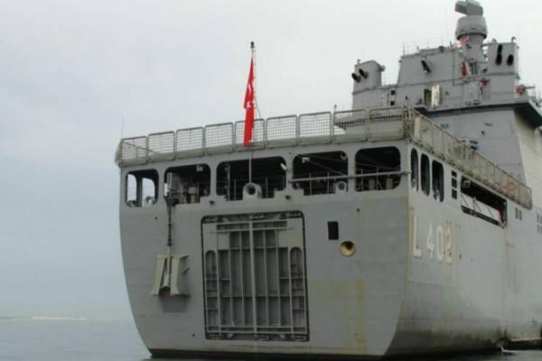 Η Τουρκία αποκαλύπτει για πρώτη φορά τα νέα της αποβατικά σκάφη! Στόχος τα νησιά του Α.Αγαίου