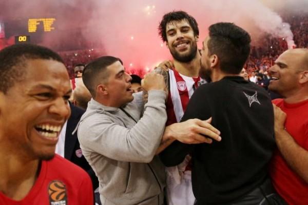 Θρυλική πρόκριση: Στο Final Four της Κωνσταντινούπολης ο Ολυμπιακός!