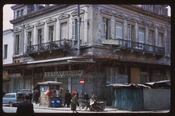 Σπάνιες φωτογραφίες από την Ελλάδα του 1965 - Δείτε την συλλογή ενός περιπλανώμενου Αμερικανού φοιτητή (Photo)