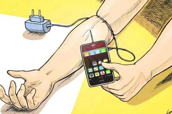 Είσαι εθισμένος στο κινητό; Αν κάνεις αυτά τα 5 πράγματα τότε η απάντηση είναι σίγουρα ναι!