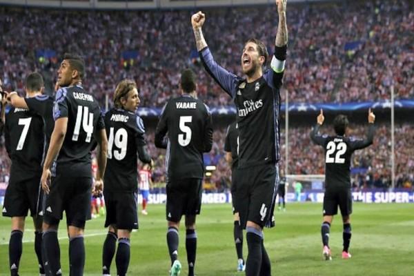 Champions League: Στον τελικό με γκολάρα η Ρεάλ Μαδρίτης! (video)