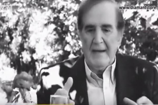 Περασμένα μεγαλεία: Βουτσάς - Κωνσταντίνου διαφημίζουν αυθεντική κρητική αλόη! (Video)