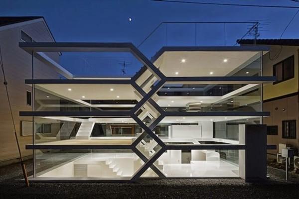 Τι άλλο θα δούμε: Αυτό είναι το σπίτι που αψηφά την ιδιωτικότητα! (Photos)