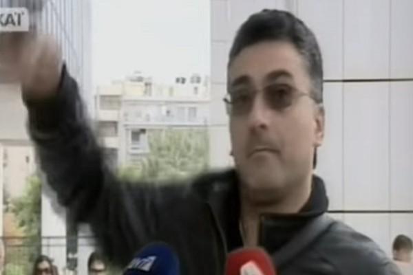 Δύο χρόνια φυλακή στον συγγενή του Μάριου Παπαγεωργίου που πυροβόλησε έξω από το Εφετείο!