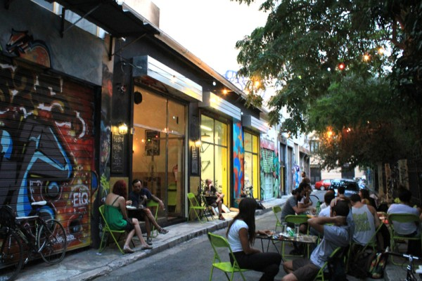 Εκεί που χτυπάει η καρδιά της Αθήνας: Η ανερχόμενη