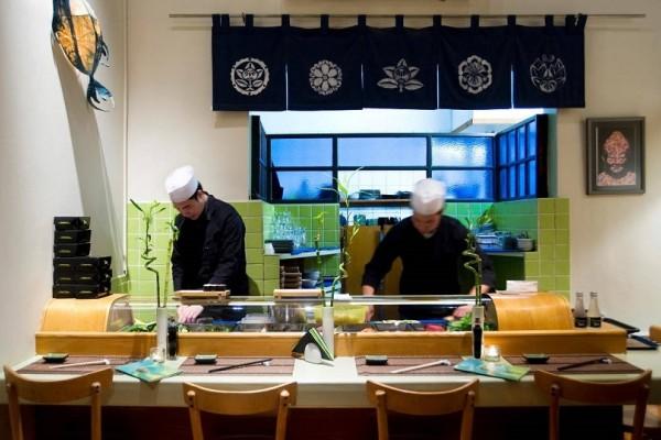 Τρελαίνεστε για σούσι; Δείτε τα 9 καλύτερα μαγαζιά στην Αθήνα (Photo)