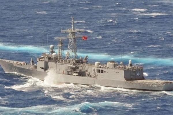 Έκτακτη είδηση: Οι Τούρκοι προκαλούν ανοιχτά και στέλνουν μεγάλη αεροναυτική δύναμη μεταξύ Ελλάδας και Κύπρου!