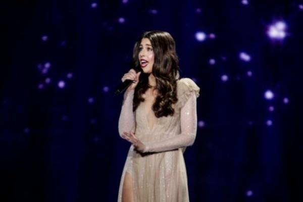 Eurovision 2017: Μάγεψε κόσμο η Demy και φώτισαν τον ουρανό τα πεφταστέρια... Δείτε μοναδικές εικόνες και βίντεο!