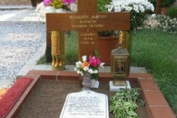 Θα ανατριχιάσετε! Συγκλονιστικό θαύμα στον τάφο του Γέροντα Παϊσιου...