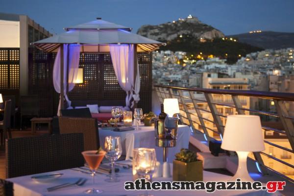 To ξενοδοχείο αυτό στο κέντρο της Αθήνας ανεβάζει ψηλά τον πήχη με τις παροχές του στην... γαστρονομική σκηνή της πόλης!