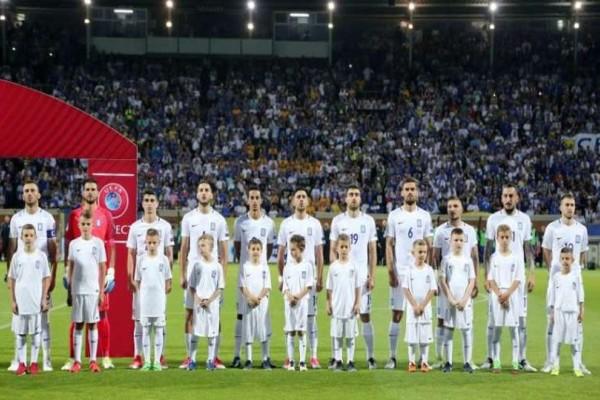 Υπόκλιση: Οι παίκτες της Εθνικής έδωσαν τον μισθό τους για τον μικρό Βαγγέλη!