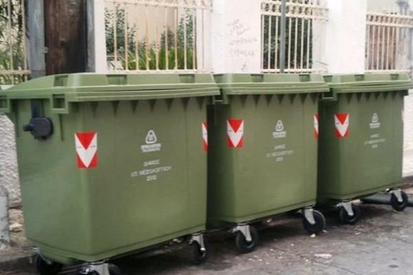 Είμαστε με τα καλά μας; Δείτε πως βγήκε ένας τύπος να πετάξει τα σκουπίδια στην Κυψέλη! (photo)