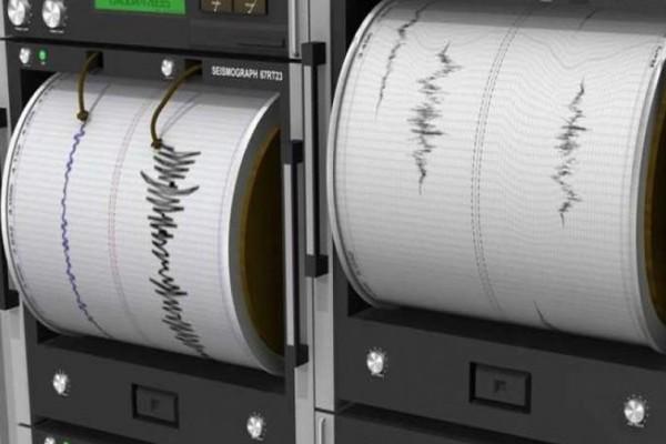 Σεισμική δόνηση 4,8 Ρίχτερ σημειώθηκε στη Λακωνία