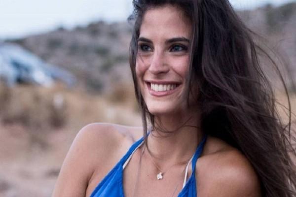 Η φωτογραφία της Χριστίνας Μπόμπα από το ταξίδι της στην Αθήνα και το... απρόοπτο που είχε! (Photo)