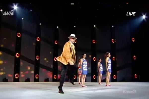 So You Think Can Dance: Η απόλυτη αποθέωση για τον Πάνο Μεταξόπουλο! Ανέβηκε στην σκηνή και... (video)