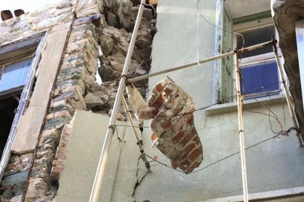 Τραγικός υπολογισμός από τον σεισμό στην Λέσβο: 1.115 μη κατοικήσιμα σπίτια! Αναλυτικός πίνακας