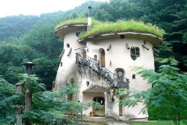 Έργα τέχνης εμπνευσμένα από παραμύθια: Δείτε τα ωραιότερα σπίτια σε όλο τον κόσμο! (Photo)