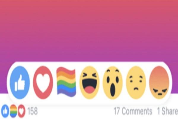 Το νέο emoji για το Gay Pride στο facebook που βλέπετε να το πατούν φίλοι σας αλλά εσείς δεν μπορείτε! Δείτε τo γιατί