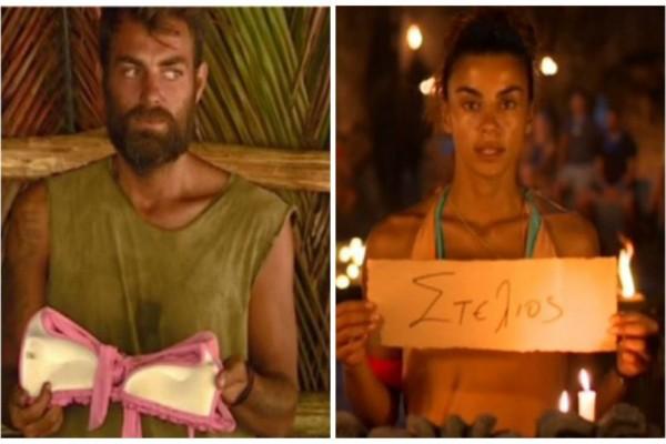 Survivor: Η απάντηση της Ειρήνης Παπαδοπούλου στον Στέλιο Χανταμπάκη! Τι λέει για τις σχέσεις της με τους υπόλοιπους παίκτες (video)