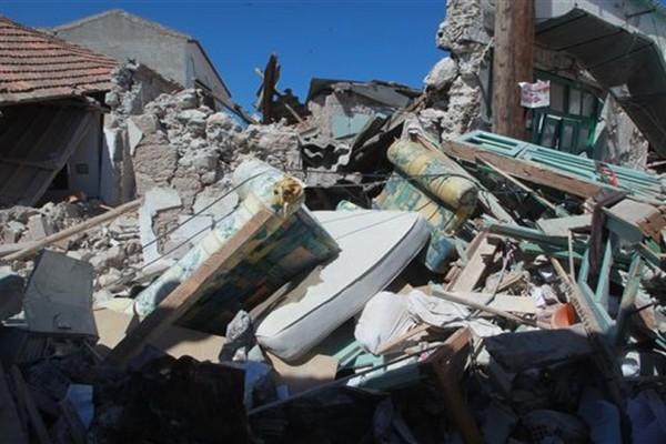 Απίστευτο: Η Λέσβος απομακρύνθηκε κατά 4,4 εκατοστά από την Χίο μετά τον σεισμό των 6,3 Ρίχτερ!