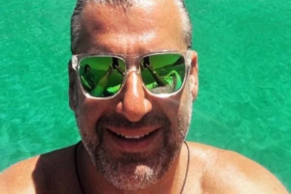 Ώρες χαλάρωσης: Ξεκίνησε τις καλοκαιρινές του διακοπές ο Γιώργος Λιάγκας! Που κάνει τα πρώτα του μπάνια; (photos)