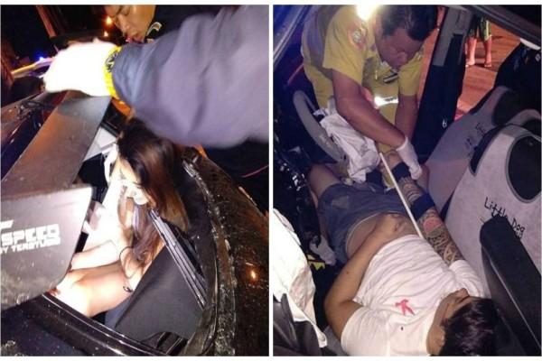 Βίντεο - σοκ: Έκανε έρωτα στο κάθισμα του αυτοκινήτου, τράκαρε και βρήκε φρικτό θάνατο!