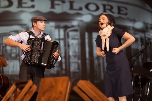 Piaf! The Show: Διήμερη εμφάνιση της περιοδείας στο Κηποθέατρο Παπάγου!