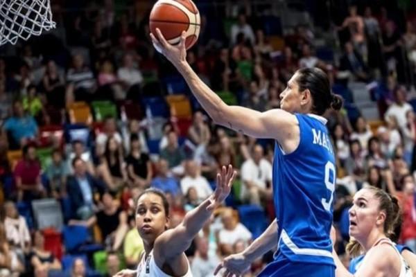 Με τη Γαλλία το Σάββατο οι κοριτσάρες της Εθνικής γυναικών για την πρόκριση στον μεγάλο τελικό του Eurobasket!