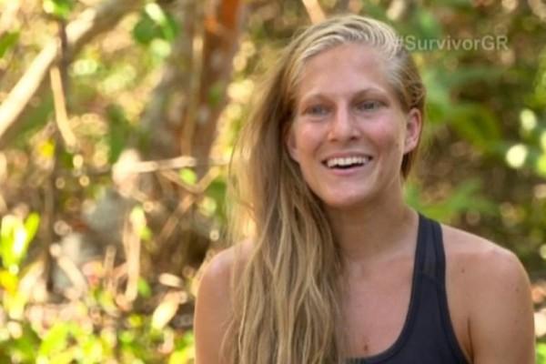 Survivor: Η τρισευτυσιχμένη Σάρα και η πρώτη φωτογραφία της μετά την αποχώρησή της από τον Άγιο Δομίνικο!