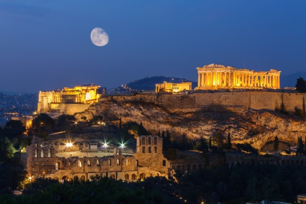 Ακρόπολη: Κλειστοί οι αρχαιολογικοί χώροι μέχρι Κυριακή λόγω... καύσωνας!