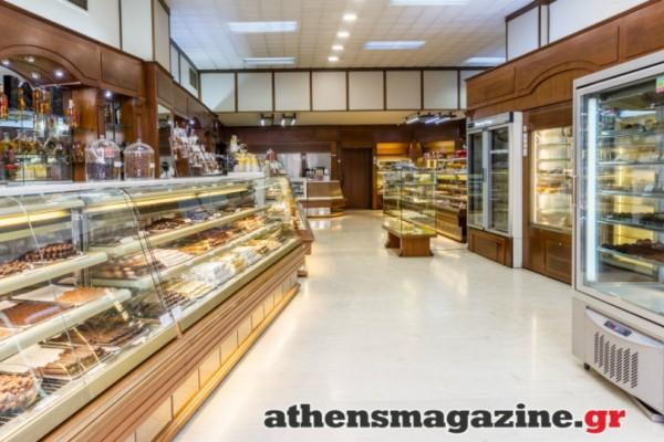 Το ζαχαροπλαστείο στην περιοχή των Εξαρχείων που «μαγεύει» εδώ και 101 χρόνια με τα γλυκά του!