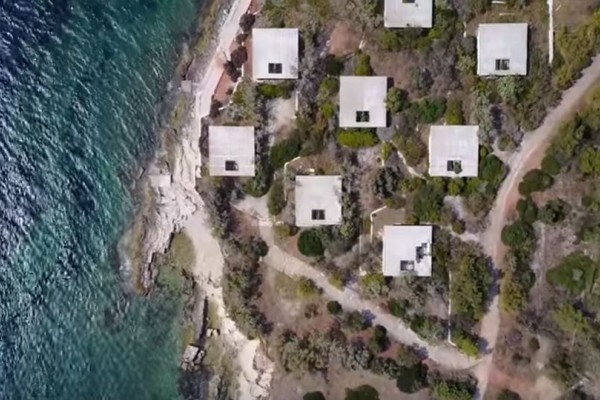 Αστέρια Γλυφάδας: Βόλτα με drone πάνω από την εγκαταλελειμμένη πολιτεία της Αθήνας! (video)