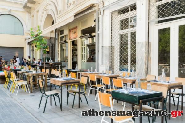 Το μαγαζί στην πολυσύχναστη πλατεία της Αγίας Ειρήνης που θα σας «διδάξει» την ιταλική κουζίνα!