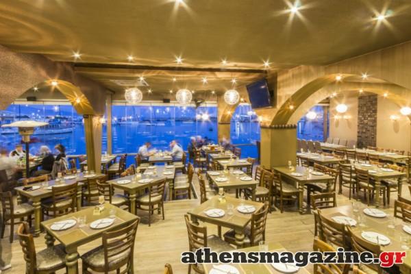 Το καθαρόαιμο meat restaurant στον Πειραιά που έσπασε το κατεστημένο ότι μόνο τα sea foods μαγαζιά έχουν μια θέση δίπλα στην...  θάλασσα!