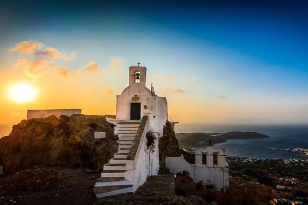 Το ελληνικό νησί που επισκέπτονται οι Αθηναίοι που...