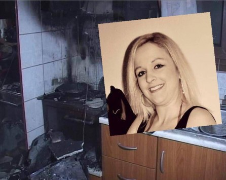 Λάρισα: Τι ανέφερε η ιατροδικαστής για την 24χρονη που πέθανε από φωτιά στο διαμέρισμα της