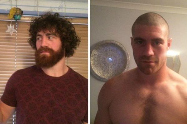 Λες και είναι άλλοι άνθρωποι! Δείτε πόσο διαφορετικοί δείχνουν αυτοί οι άντρες με μούσι και χωρίς (photos)