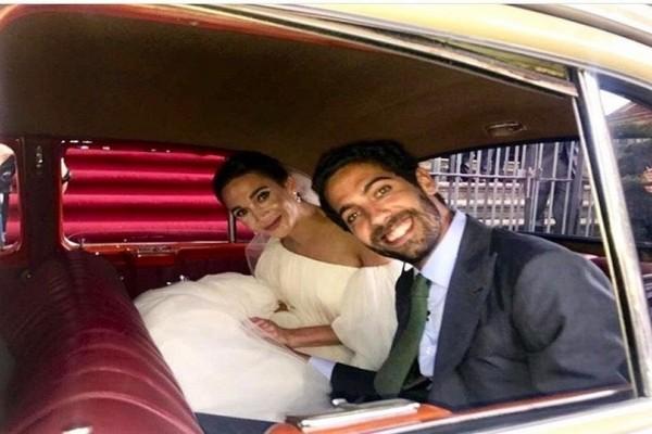 Σκηνές βγαλμένες από παραμύθι: Ο χλιδάτος γάμος του Basil Μαυρολέων και της  Ειμι Τέρι που έγινε στο Ρίο (Photo)
