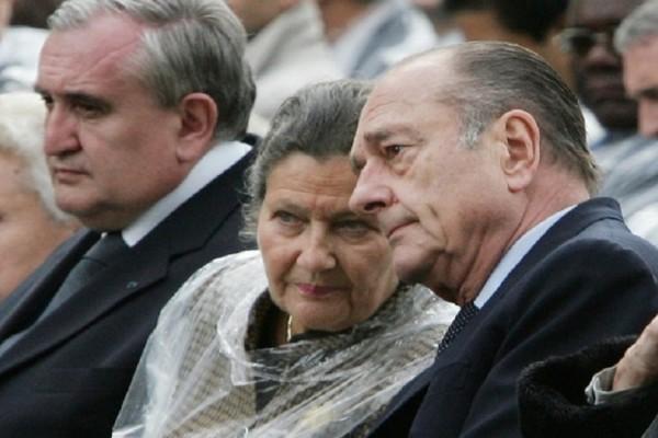 Σιμόν Βέιλ: Πέθανε η επιζήσασα του Άουσβιτς - Ήταν η πρώτη γυναίκα πρόεδρος στο Ευρωπαϊκό Κοινοβούλιο!
