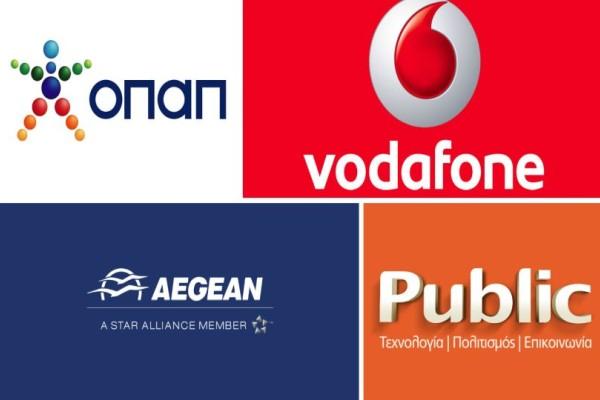 Τρέξτε να προλάβετε: Θέσεις εργασίας σε ΟΠΑΠ, Aegean, Vodafon και Public! Κάντε αίτηση εδώ