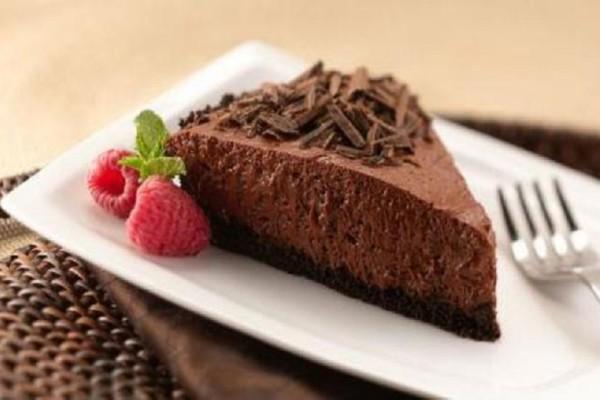 Δοκιμάστε την πιο λαχταριστή σοκολατόπιτα