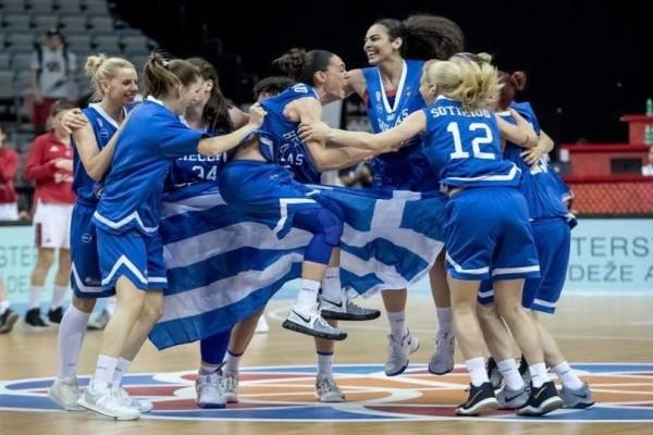 Έτοιμες για τελικό οι κοριτσάρες της Εθνικής!