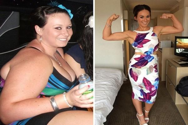 Εκπληκτικές μεταμορφώσεις ανθρώπων που έχασαν από 30 κιλά και πάνω - Δείτε πώς ήταν και πώς έγιναν! (Photo)