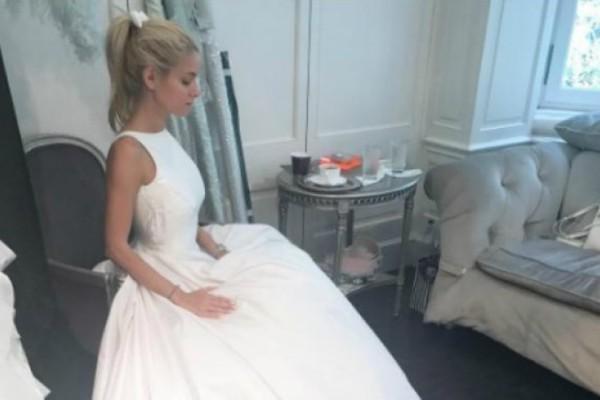 Η προετοιμασία της Δούκισσας πριν από τον γάμο και το υπέροχο νυφικό από την Celia Kritharioti!