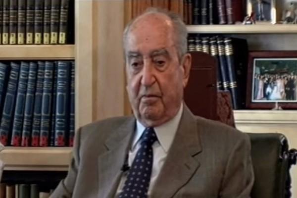 Η προ δεκαετίας συνέντευξη του Κωνσταντίνου Μητσοτάκη που έδωσε εντολή να προβληθεί μετά τον θάνατό του! (video)