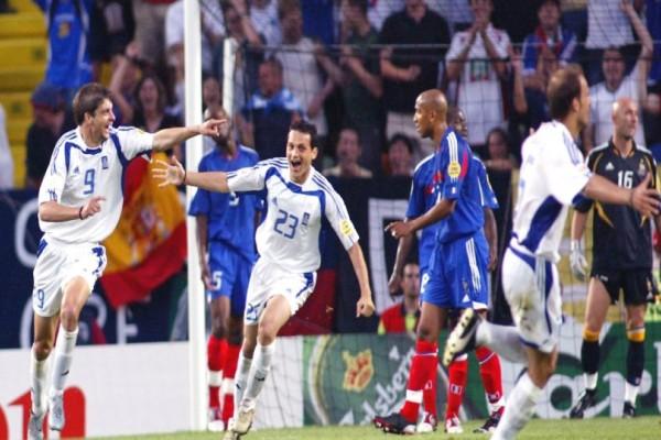 Σαν σήμερα - 25/06/2004: Η Εθνική